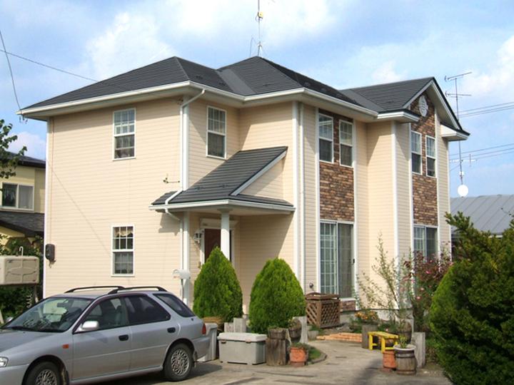 K様邸 外壁・屋根塗装リフォーム事例