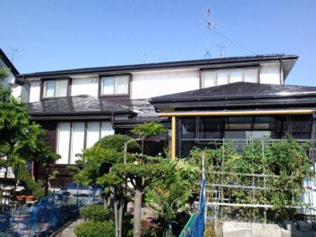 F様邸 外壁・屋根塗装リフォーム事例