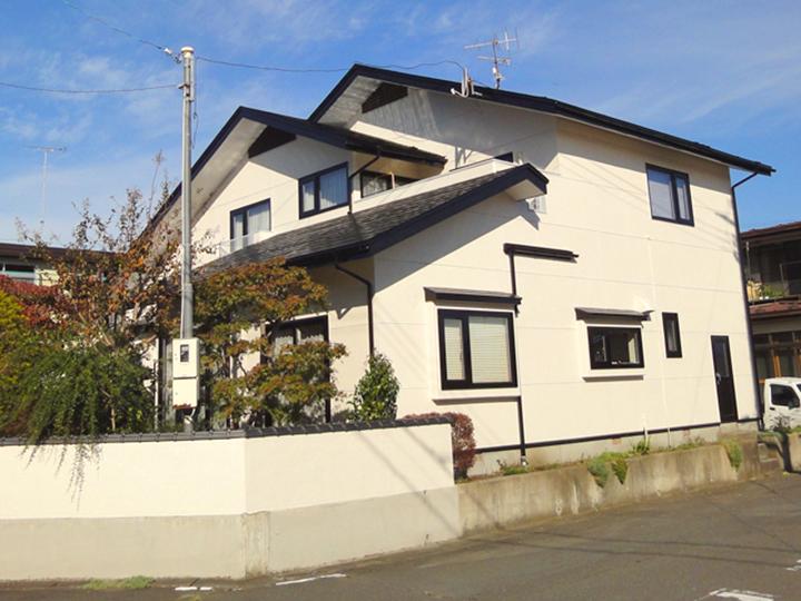S様邸 外壁・屋根塗装リフォーム事例