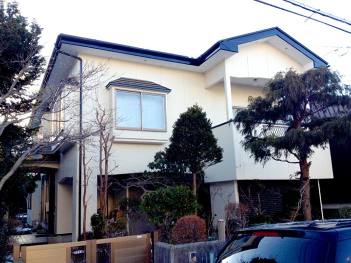T様邸 外壁・屋根塗装リフォーム事例