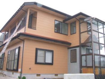M様邸 外壁・屋根塗装リフォーム事例