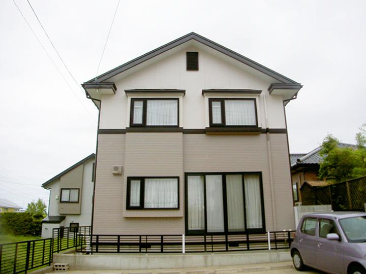 W様邸 外壁・屋根塗装リフォーム事例